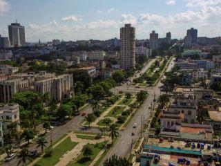 Havanna im Hotel Roc Presidente