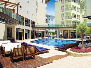 Urlaub Alanya im Taç Premier Hotel & Spa