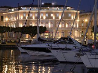 Urlaub Syrakus im Grand Hotel Ortigia