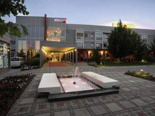 Urlaub Moravske Toplice im Hotel Vivat