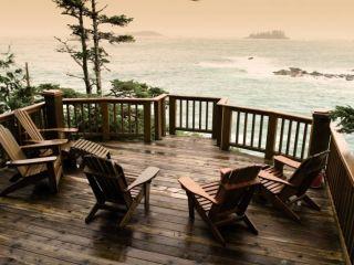 Tofino im Middle Beach Lodge