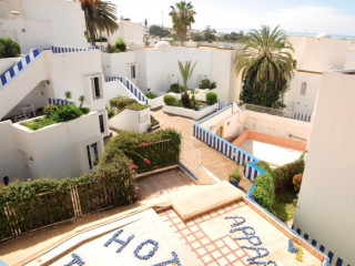 Agadir im Hotel Tagadirt
