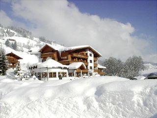 Oberau im Alpenhotel Wildschönau