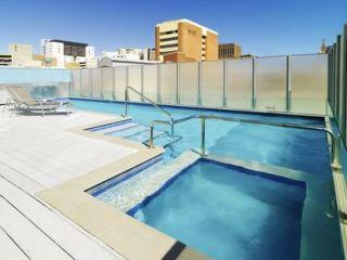 Perth im Adina Apartment Hotel Perth Barrack Plaza