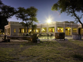 Etosha Nationalpark im Namutoni Resort