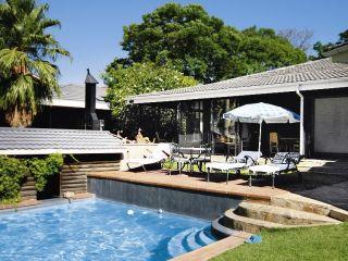 Windhoek im Hotel Pension Palmquell
