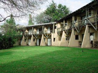 Chobe River im Chobe Safari Lodge