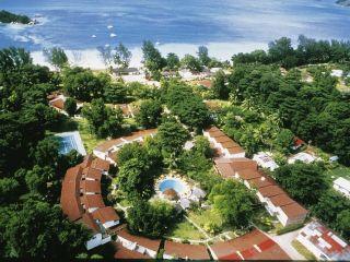 Anse Volbert im Berjaya Praslin Resort