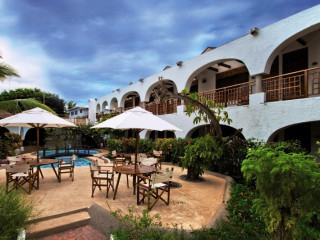 Puerto Ayora im Hotel Silberstein