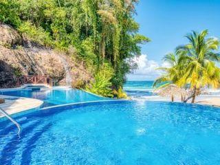 Urlaub Bocas del Toro im Red Frog Beach Island Resort