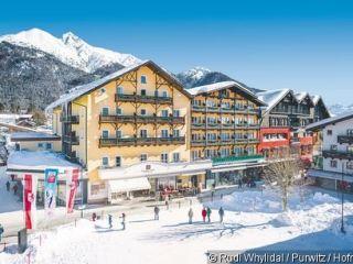 Urlaub Seefeld im Krumers Post Hotel & Spa