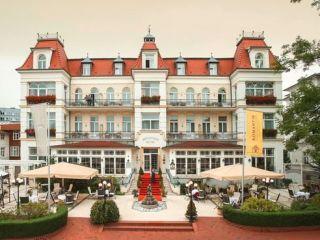 Urlaub Ostseebad Heringsdorf im SEETELHOTEL Hotel Esplanade