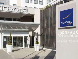 Urlaub Bordeaux im Hôtel Novotel Bordeaux Centre