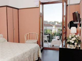 Venezia im Hotel Villa Mabapa