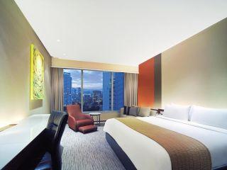 Kuala Lumpur im Traders Hotel Kuala Lumpur