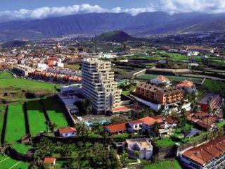 Urlaub Los Realejos im Panoramica Garden