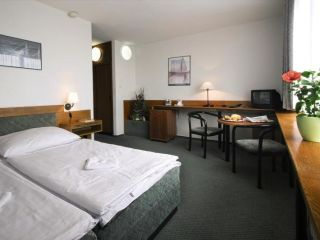 Prag im Comfort Hotel Prague City East