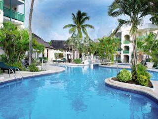 Holetown im Mango Bay Hotel