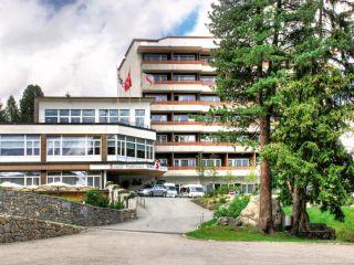 Urlaub Davos Platz im Sunstar Hotel Davos