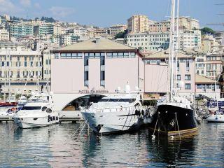Genua im NH Collection Genova Marina