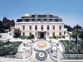 Lissabon im Olissippo Lapa Palace