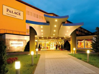 Urlaub Bad Hofgastein im Johannesbad Hotel Palace