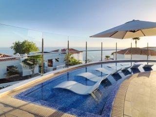 Playa de Santiago im Hotel Jardin Tecina