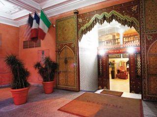 Casablanca im Moroccan House Casablanca