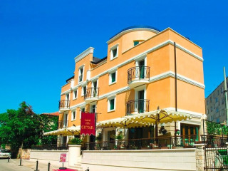 Urlaub Novigrad (Istrien) im Hotel & Villa Cittar