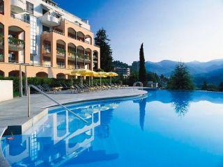 Lugano im Villa Sassa Residence & Spa
