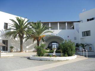 Playa Es Pujols im Roca Bella Hotel