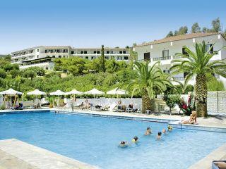 Pythagorio im Glicorisa Beach Hotel