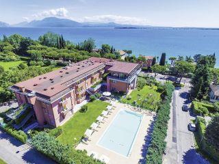 Urlaub Desenzano del Garda im Hotel Oliveto