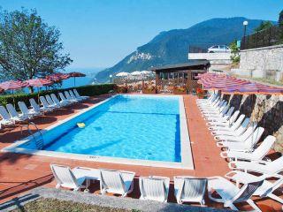 Urlaub Tignale im Residence Hotel La Rotonda