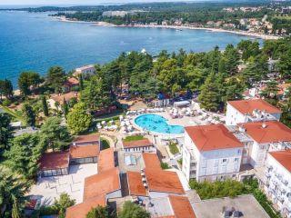 Porec im Valamar Pinia Hotel