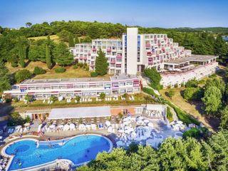 Porec im Rubin Sunny Hotel by Valamar