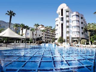 Urlaub Içmeler im Hotel Aqua