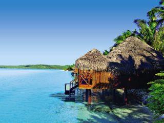 Aitutaki im Aitutaki Lagoon Resort & Spa