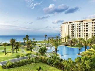 Urlaub Tanger im Mövenpick Hotel & Casino Malabata Tanger