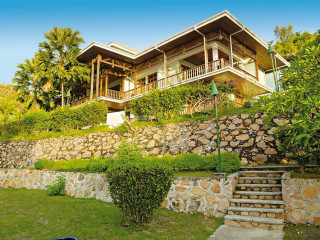 Insel Praslin im Hotel L'Archipel