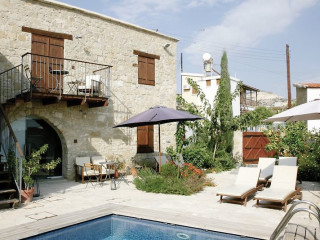 Urlaub Tochni im Filokypros Character Houses
