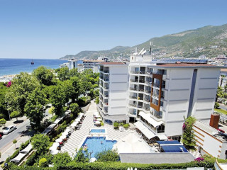 Urlaub Alanya im Grand Okan Hotel