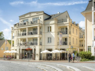 Ostseebad Heringsdorf im SEETELHOTEL Ostseeresidenz Heringsdorf