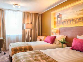 Urlaub Edinburgh im Leonardo Royal Hotel Edinburgh Haymarket