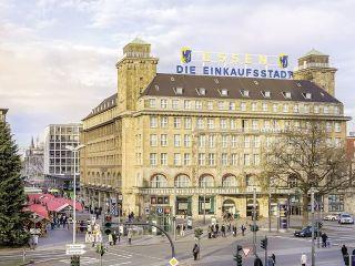 Essen im Select Hotel Handelshof Essen
