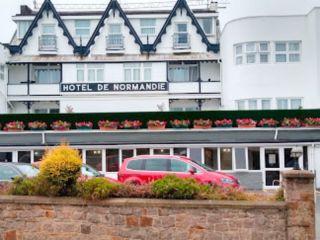St. Helier im Hotel de Normandie
