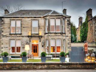 Edinburgh im Murrayfield Hotel & Lodge