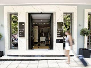 Thessaloniki im Antigon Urban Chic Hotel