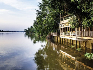 Urlaub Ho-Chi-Minh-Stadt im An Lam Saigon River