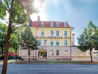 Quedlinburg im Regiohotel Quedlinburger Hof